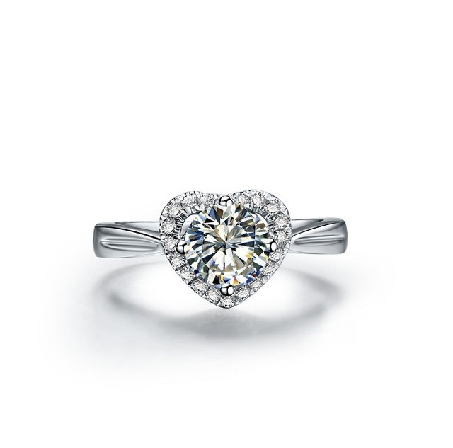 ring gi line rings diamond solitaire engagement htm in fine platinum