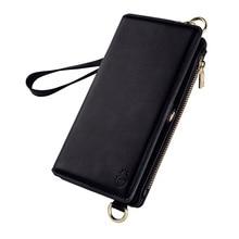 Новый Для iPhone MAX чехол закрытый мобильный телефон кобура Многофункциональный защитный чехол сумка женская PI