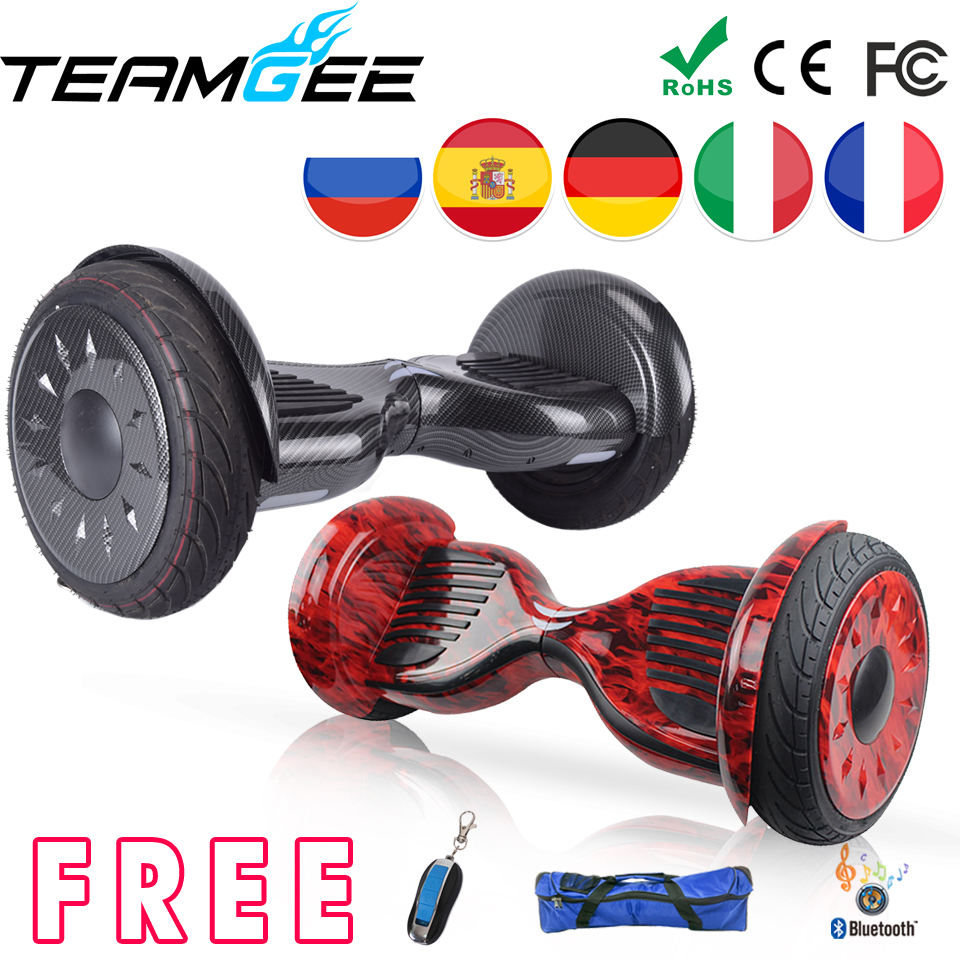 где купить Electric Scooter Hoverboard Skateboard Hover Board Self Balancing Scooter 10 inch Hoverboard 10 inch Skuter Adults Toys по лучшей цене