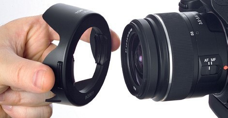 YXTM camera Bayonet shape flower lens hood for TAMRON SIGMA SP AF 17-50mm 18-0mm 18-270mm 70-0mm 70-300mm 28-75mm lens 8
