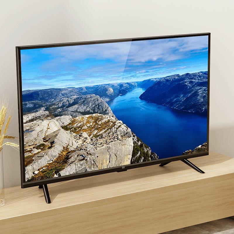 Meilleur moniteur affichage TV 40 42 43 pouces 1920*1080p Smart LED 4K wifi télévision TV