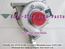 TD05HR TD05HR-20G 49378-01580 49378-01581 090323024 1515A054 Turbo For Mitsubishi Lancer EVO Evolution 9 80 05- 4G63 4G63T 2.0L