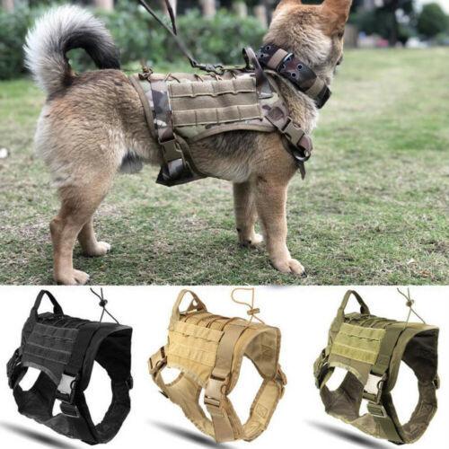 Tactical Police K9 Vest Harness 4