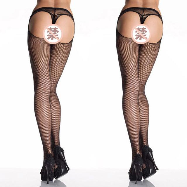 Envío libre brisa Borracho medias sexy sexy nuevo saco culo tee medias de rejilla medias de la tentación negro 8306