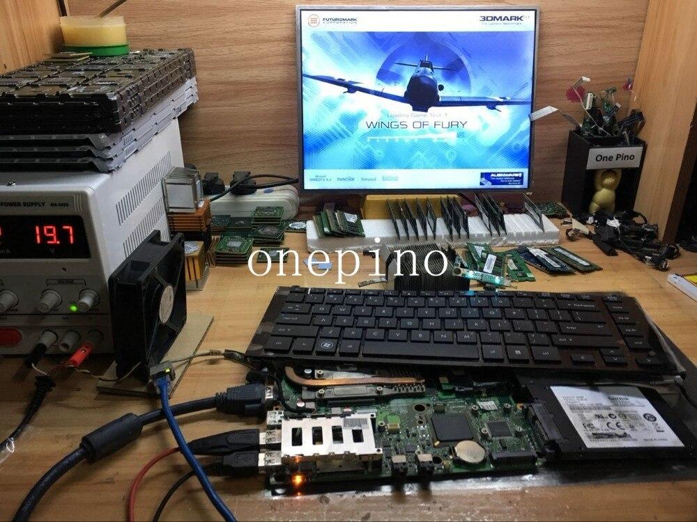 Placa base para portátil HP de calidad superior, para HP 574508-001 - Componentes informáticos - foto 5