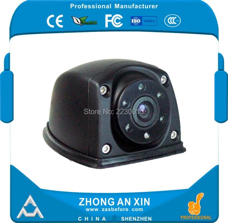 720р HD IP67 Водонепроницаемый ИК ночного видения фланг вид автомобиля камера камеры шины заводской OEM и ODM