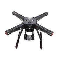 HSKRC X450 450mm Carbon Fiber Quadcopter Frame kit w/ Carbon fiber Landing Gear fit for 2 axis / 3 axis gimbal upgrade F450