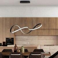 NEO GLeam Топ творческий современный светодио дный Люстра для Гостиная Спальня Обеденная бар Кухня комнаты 110 V 220 V висит люстра