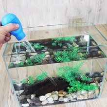 Cleaning-Tool Water-Change-Dropper-Feeder Fish-Tank Small Mini Multi-Function 2619