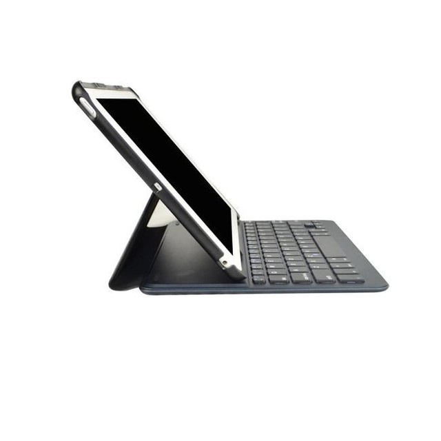 Wireless Bluetooth 3.0 keyboard case For iPad Air 2 AIR 5 6 iPad PRO 9.7 With sleeping MODE magnet stand PU leather case cover
