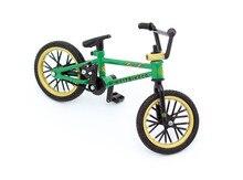 Флик Трикс finger bmx велосипеды С Сплава Стенты Diecast Никелевым Профессиональный Велосипед игрушки для детей подарок ФСБ