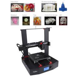 1 компл. металлический Структура 3D-принтеры высокая точность печати большой ЖК-дисплей Экран Дисплей широкоформатной печати Размеры DIY
