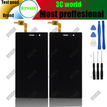 Черный Белый Оригинальный Для Doogee dg900 ЖК-дисплей Дисплей + сенсорный экран Датчик планшета замена стекла в сборе с инструментами