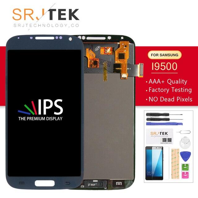 Ips 50 For Samsung Galaxy S4 I9500 Lcd I9505 I337 I545 Display