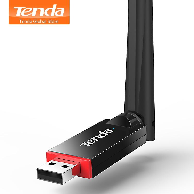 Tenda U6 300mbps Wireless Network Adapter Usb Network Card