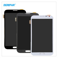 AAA Black White Grey For Samsung Galaxy Note 2 N7100 N7105 T889 I317 I605 L900 LCD