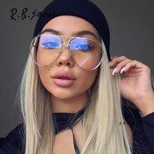 2017 New Arrival Oversize Brand Designer Mirror Sunglasses Men Women UV400 Lady Sun Glasses Female Italy Big Size Male Female