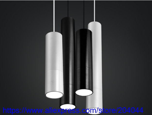 2017 Limited Luces Led 4pcs/lot Nordic Light Led Their Chandeliers Restaurant Table Lamp With The Canister Individuality Creat