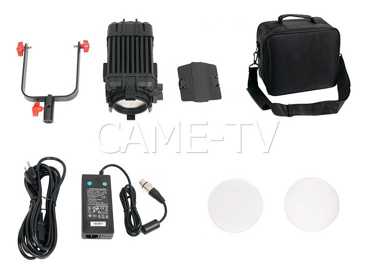 Image 5 - 1 Pc CAME TV Boltzen 100w Fresnel Focusable LED Bi Color-in Photo Studio Accessories from Consumer Electronics