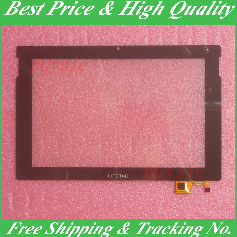 (Ref:DY10118(V4) ) 10.1inch LIFETAB touch screen touch digitizer for tablet touch sensor replacement Free Shipping