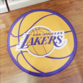 NBA personality creativity round can machine washable carpet room cartoon computer chair cushion hanging basket anti - skid mats