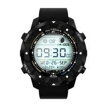 Smartwatch S3 PK UW90 S958 S928 com monitor de freqüência cardíaca bússola previsão do slot para cartão SIM ip67 à prova d' água wearable dispositivo