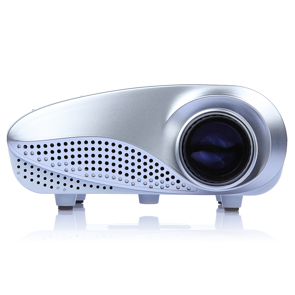 Mini projector digital led pico portable projector with for Best small portable projector
