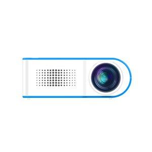 Image 3 - חדש YG210 בית מיקרו מקרן LED מיני מקרן נייד 1080 P HD
