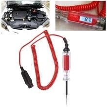 Probador eléctrico Digital de 3V 48V, luz de prueba, para remolque de coche, RV, moto de nieve, accesorios para coche, 1 Uds.