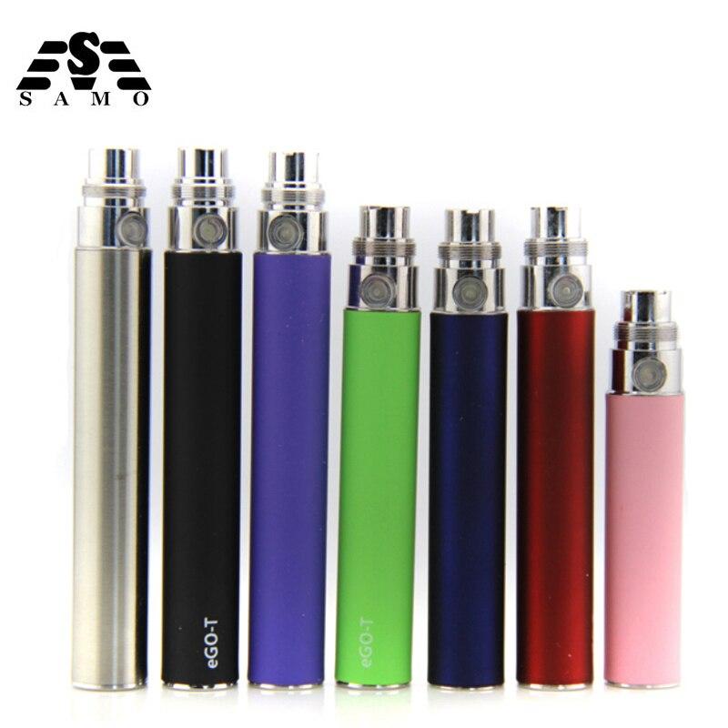 20 PCS Ego-t batterie e cigarette 650/900/1100 mah vaporisateur électronique vaporisateur Pour Ego Accessoires ECig Atomiseur Pour Atomiseur