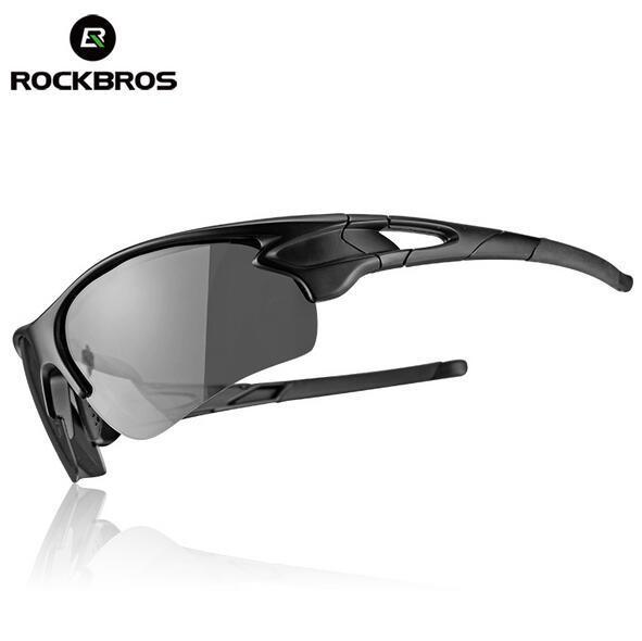 Rockbros Polarized&Photochromati Cycling Sunglasses Men Women Outdoor Sports Bike Bicycle Glasses Cycling Eyewear Goggles