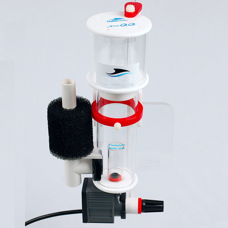 8 5W BMQQ BUBBLE MAGUS Marine Coral Fish Tank Protein Skimmer Water Filter for 100L Aquarium