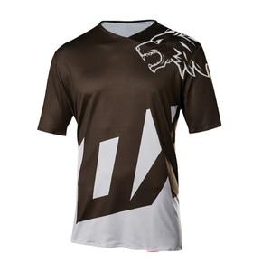 2020 black red mtb Enduro cycling maillot offroad motocross bmx bike jerseys 2019 summer downhill short clothes dh tshirt hot(China)