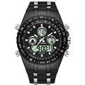 2018 Watches men sport wristwatches military reloj hombre Dive Digital LED Display male clock quartz men watch relogio masculino