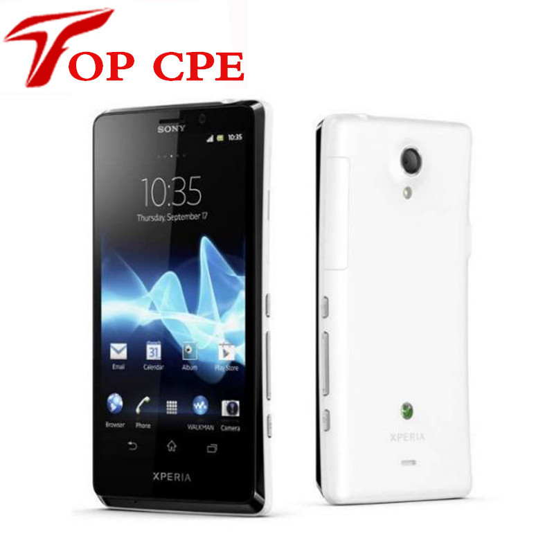 Free shipping Unlocked Original Sony Xperia T LT30p Mobile Phone 4 6 1280x720 Dual core 1