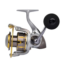 KastKing Kodiak Saltwater Spinning Reel Larger Aluminum Spool 18KG Drag Boat Fishing Reel with 11 Ball Bearings 5.2:1 Gear Ratio