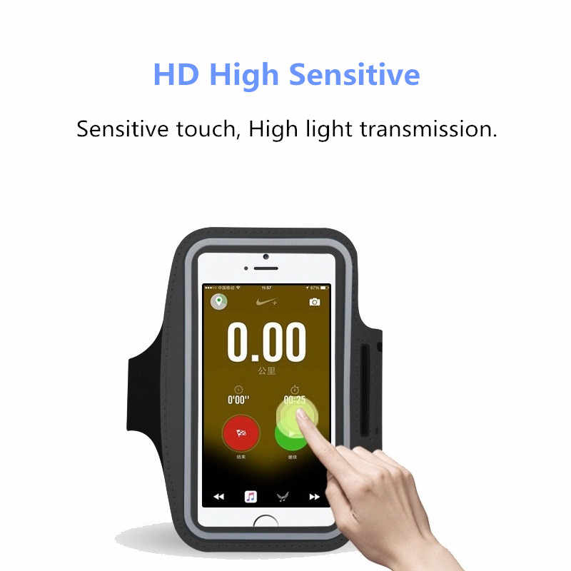 Waterproof Armband Running GYM sport phone bag case For SAMSUNG GALAXY I9103/I9188/I929 Arm Band Mobile cell phones Pouch
