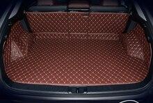 Wysokiej jakości maty specjalne maty do bagażnika samochodu dla nowego Lexus RX450h 2016 trwałe wodoodporne etykiety na walizki dywany liner dla RX 450h 2017