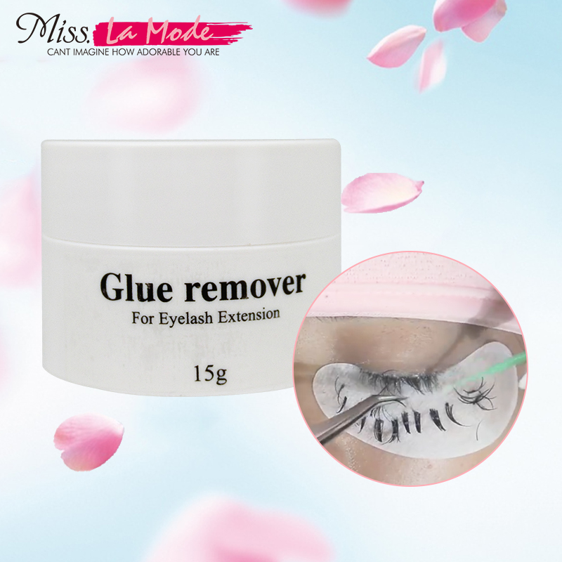 Eyelash Glue Cream Remover Individual False Eyelash Extension Debonder No Odor Non-irritating And Fast Free Shipping