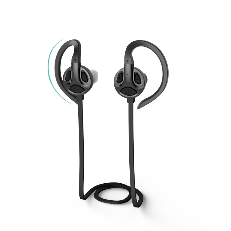 Wireless Bluetooth Earphone S-502 Bluetooth 4.1 Stereo Sports Earphones Double Earbuds Sports Earphones for Apple iPhone etc.