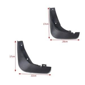 Image 5 - 4Pcs Oe Styled Auto Spatlappen Voor Mazda 6 (Gj) atenza 2013 2017 Spatlappen Splash Guards Mud Flap Spatborden Fender 2014 2015 2016