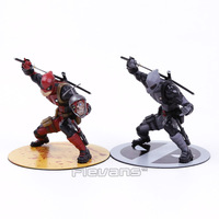 Deadpool CHIMICHANGALimited Edition Artfx + Statue 1/10 Scale Pre Painted Figure Model Kit red/grey Boxed