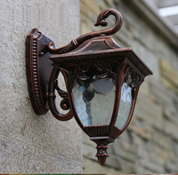 quartet plum blossom outdoor wall light waterproof outdoor wall lamp outdoor lighting wall lamps Contains LED bulb free shipping