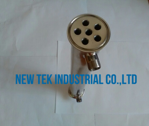 2 inch Tri Clamp Reflux Condenser 450mm Long with NPT Male Adapters tri clamp reducer 6 154mm od167 7 x 2 51mm od64 sus304
