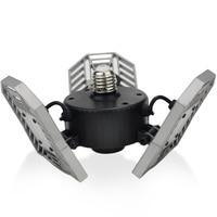 Deformable LED Bulb 220/110V E27 60W High luminous flux 6000LM ampoule led E27 90 Degree rotatation garage Indoor Home Lighting