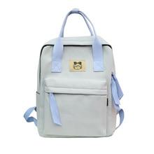 Купить с кэшбэком Girls Capacity Backpack for College Student Schoolbags Laptop Mochila Women Fashion Travel Bags Vintage Stylish Youth Daypack