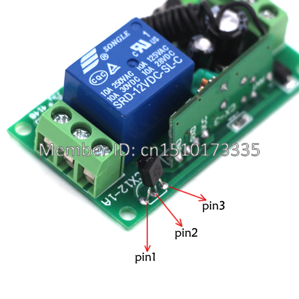 DC12V 12CH 10A 1000m Long Distance Range Outdoor Remote Control Light Switch  Relay Radio 12 Receiver Module +1 Transmitter On Aliexpress.com | Alibaba  Group