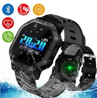 K5 Waterproof Smart Watch Bluetooth Fitness Watch Multiple Sports Modes with Heart Rate Blood Pressure Sleep Monitor, for Women/