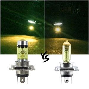 Image 5 - 2PCS H8 H11 9005 HB3 9006 HB4 Car Fog LED Light Canbus DRL Car Driving Running Fog Lamp 20LED 2835 100W 12V White Green Yellow