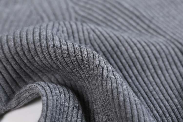 New 17 Spring Fashion Women sweater high elastic Solid Turtleneck sweater women slim sexy tight Bottoming Knitted Pullovers 37